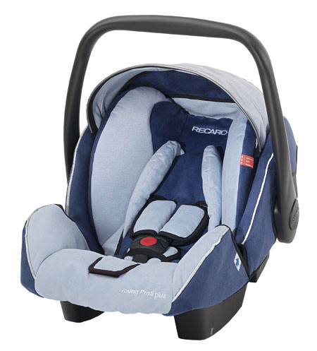 Автокресло RECARO Young Profi Plus Bellini