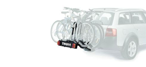 9502 Велокрепление Thule RideOn для превозки 2-х велосипедов