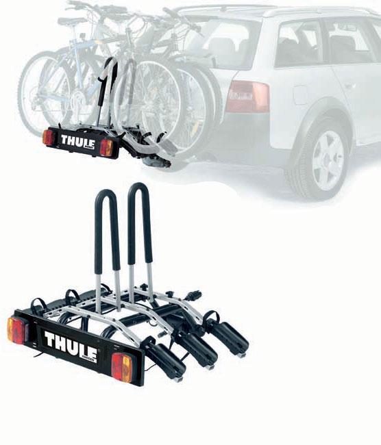 9503 Велокрепление на фаркоп Thule RideOn для превозки 3-х велосипедов
