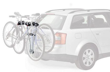 970 Велокрепление на фаркоп Thule Xpress 970 для двух велосипедов