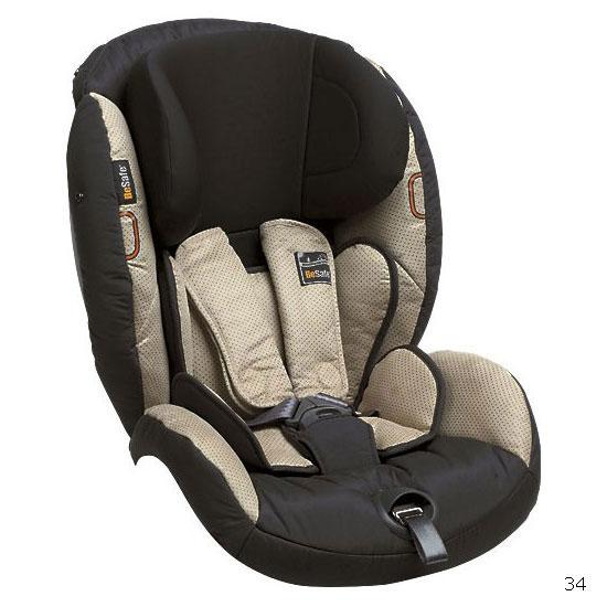 Автокресло HTS BeSafe IZI Comfort X3
