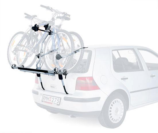 9105-9106 Велокрепление на заднюю дверь Thule Clip-On High для двух велосипедов