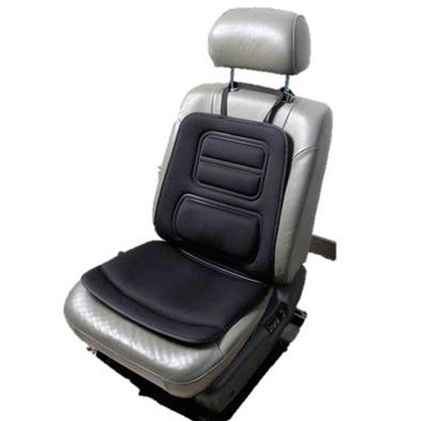 Jusit Подушка на сиденье с поддержкой спины Jusit гелевая (2 в 1) (JS 14BS07)
