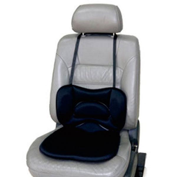 Jusit Подушка на сиденье с поддержкой поясницы Jusit гелевая (2 в 1) (JS FSC-GSC02)