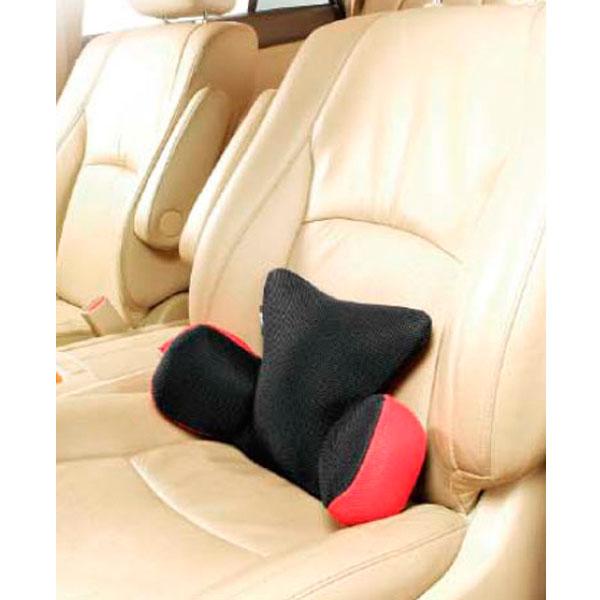 Sotra Подушка для поддержки поясницы (серия Embrace) красно/черная латекс (FR 3128-61)