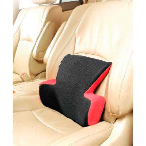 Sotra Подушка для поддержки поясницы (серия T) красно/черная латекс (FR 3129-61)