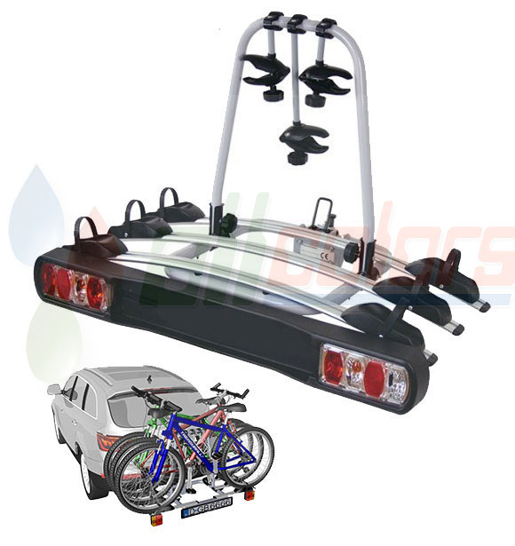 Велобагажник на фаркоп ДОН 3 (TB-009D3)
