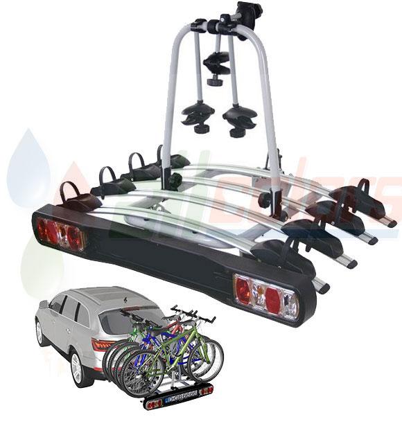 Велобагажник на фаркоп ДОН 4 (TB-009D4)