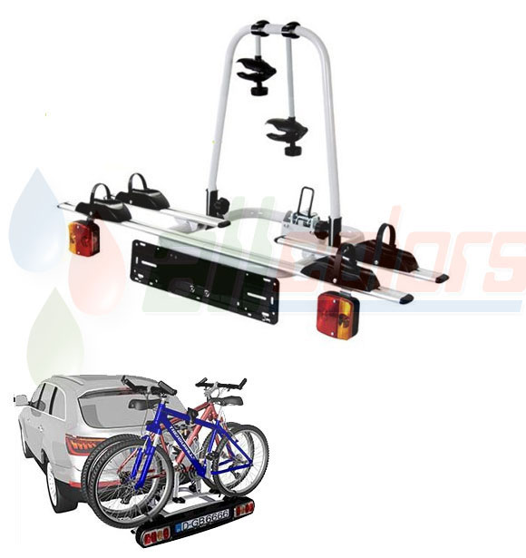 Велобагажник на фаркоп АМУР 2 (TB-010D2)