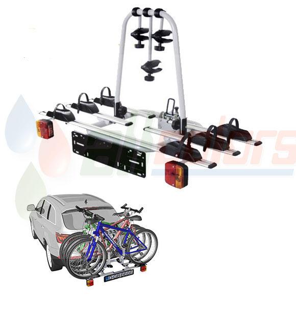 Велобагажник на фаркоп АМУР 3 (TB-010D3)