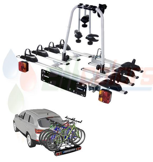 Велобагажник на фаркоп АМУР 4 (TB-010D4)