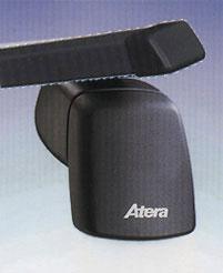 Atera Багажник ASF с прямоугольными дугами для автомобилей со штатными местами крепления