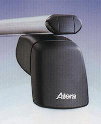 Atera Багажник ASF с дугами C-profil для автомобилей со штатными местами крепления
