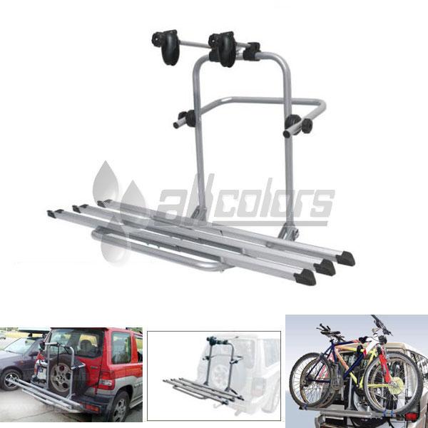 Багажник для велосипеда на запасное колесо 4х4 BOA (3 вел.) Menabo