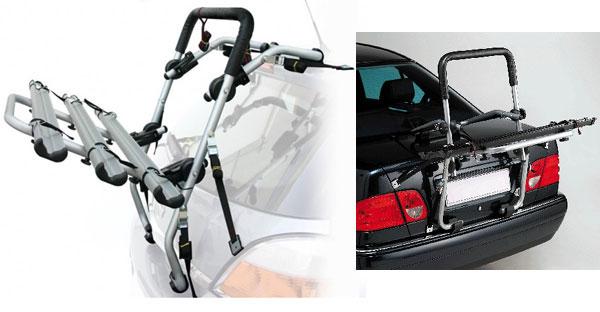Багажник для велосипедов на заднюю дверь Peruzzo Padova Steel (2 вел.) сталь
