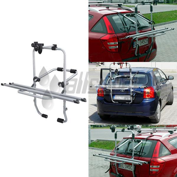 Багажник для велосипеда на заднюю дверь STEEL BIKE (2 вел.) Menabo