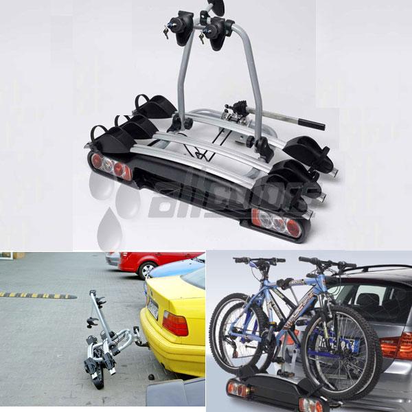 Багажник для велосипеда на фаркоп WINNY PLUS (3 вел.) Menabo